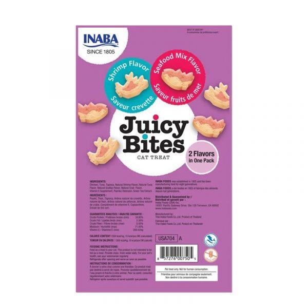 Inaba Juicy Bites Camaron y Mariscos