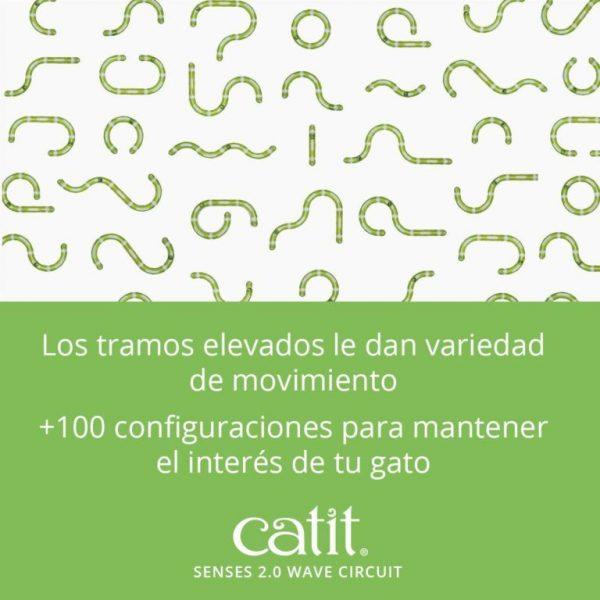 Catit Senses 2.0 Wave Circuit