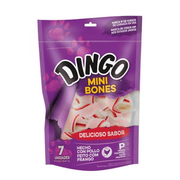 Dingo Mini Bones Snack 7 Un.