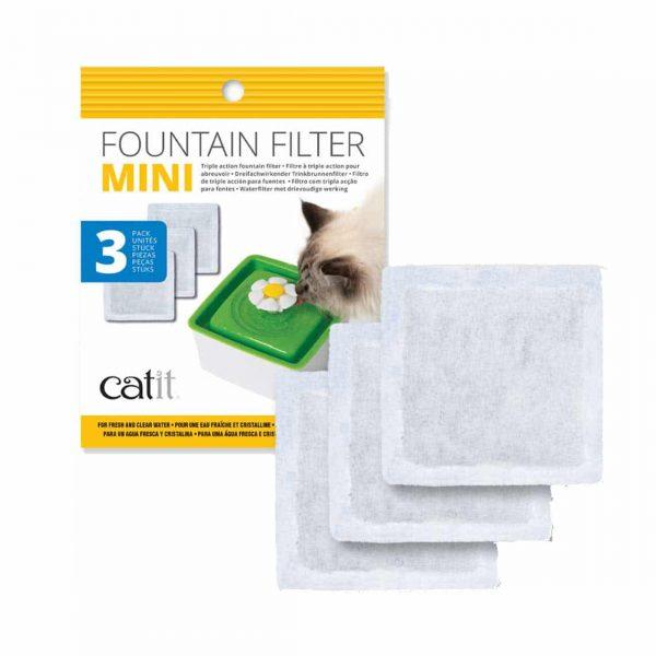 Catit Filtros Fuente Mini Flower Fountain