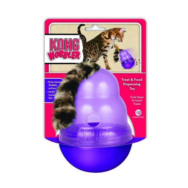 Kong Wobbler Cat