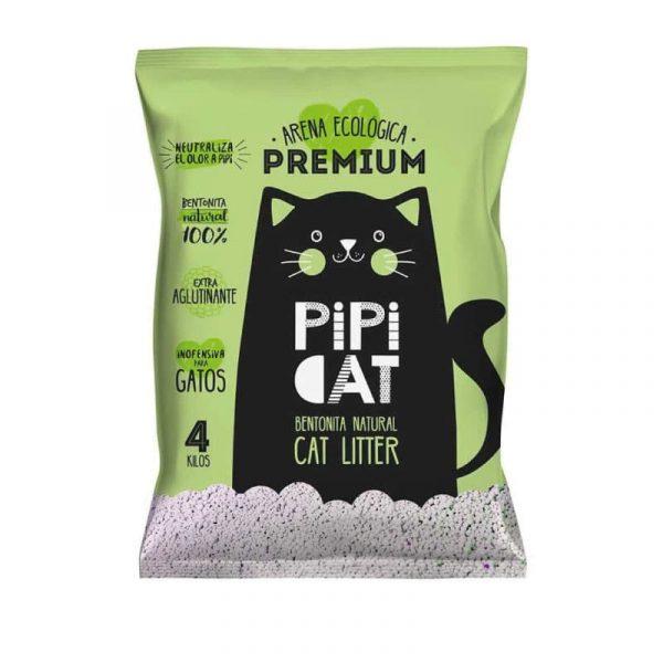 Pipi Cat 4kg  Arena Aroma Limon