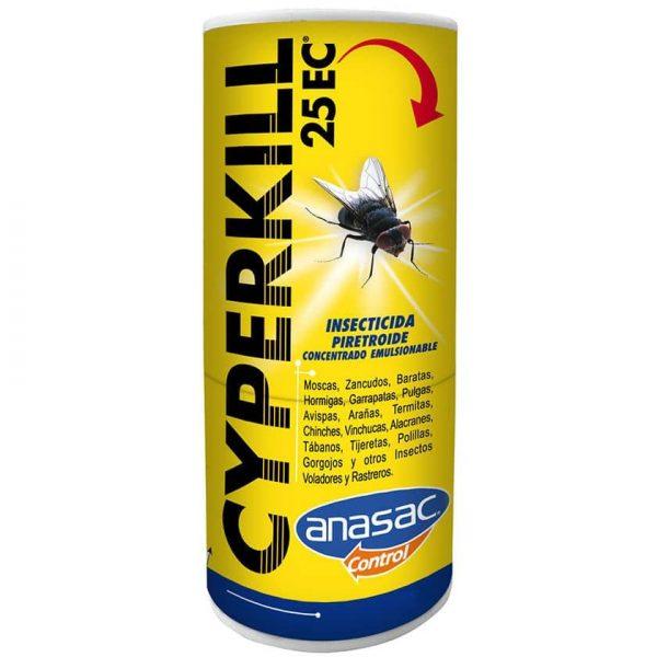 Anasac Cyperkill 25 EC Insecticida 50cc