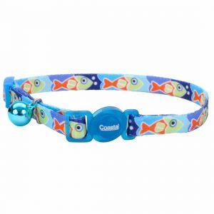 Coastal Collar Fashion Ajustable Fish