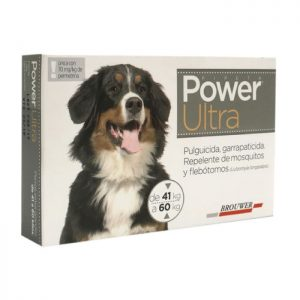 Power Ultra Antiparasitario Perro de 41 a 60 Kg
