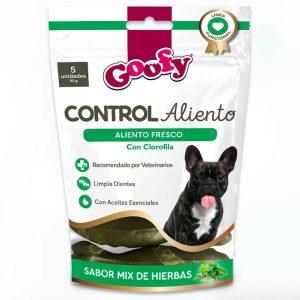 Goofy Control Aliento Snack 90gr