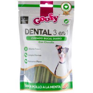 Goofy Dental 3 en 1 Snack 70gr