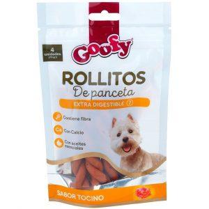 Goofy Rollitos de Panceta Snack 70gr
