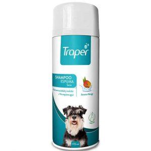 Traper Shampoo Espuma Seca Perro - 170ml