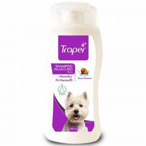 Traper Shampoo Pelaje Claro 260ml