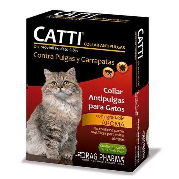 Catti Collar Antipulgas Gato