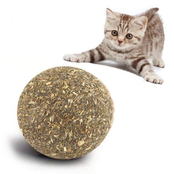 Bioline Bola de Catnip Prensado
