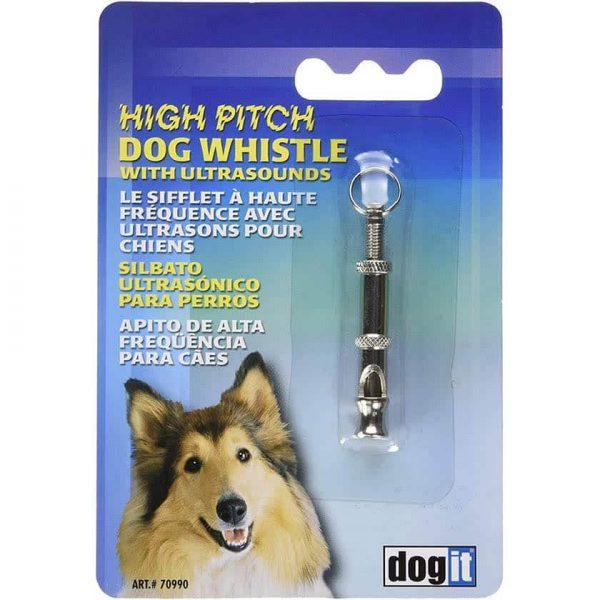 Dogit Silbato Ultrasónico Entrenamiento Perro