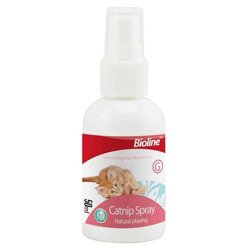Bioline Catnip Spray 15ml