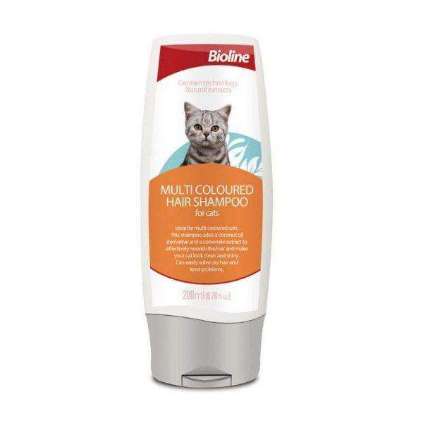 Bioline Shampoo Gato Multicolores
