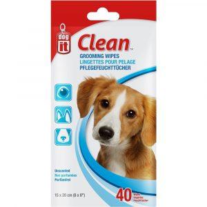 Dogit Clean Paños Humedos 40un