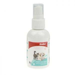Bioline Paw Care Spray 50ml