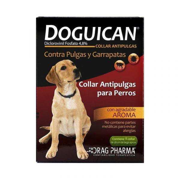 Doguican Collar Antipulgas para Perros