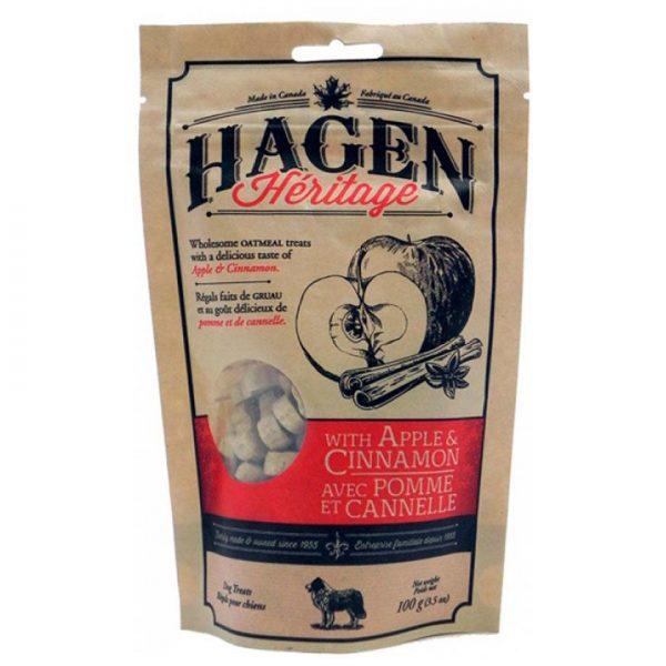 Hagen Heritage Manzana y Canela - 100gr