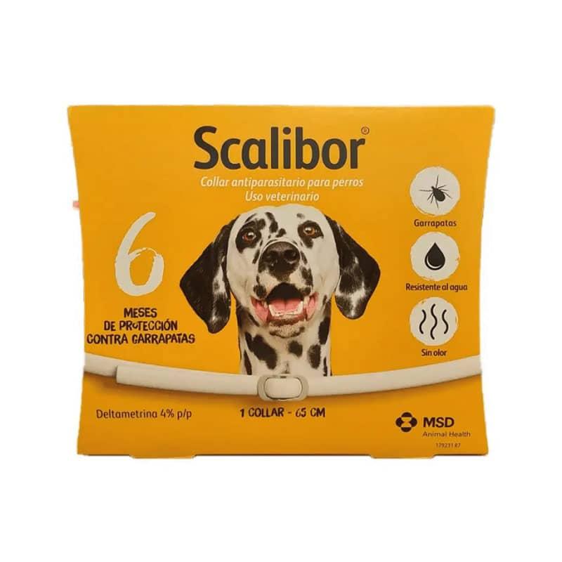 Scalibor Collar Repelente Pulgas y Garrapatas
