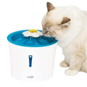 Catit Fuente Flower Fountain Led 3Lts