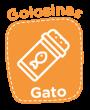 Golosinas Gato